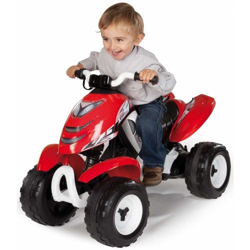 ATV  Smoby X Power rosu