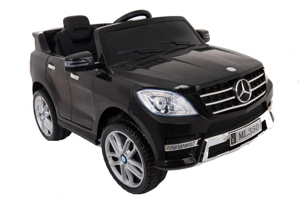 Mercedes Benz ML 350 cu scaun de piele Black