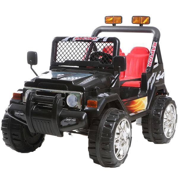 Drifter Jeep 4x4 Negru