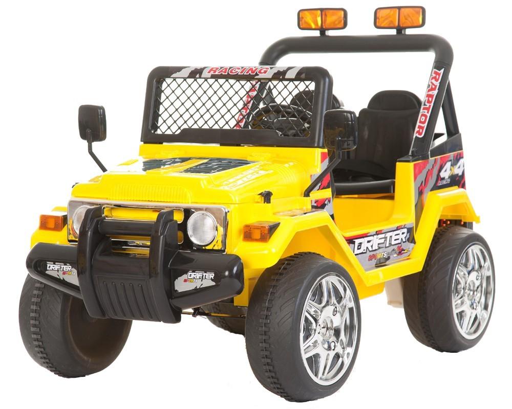 Drifter Jeep 4x4 Galben