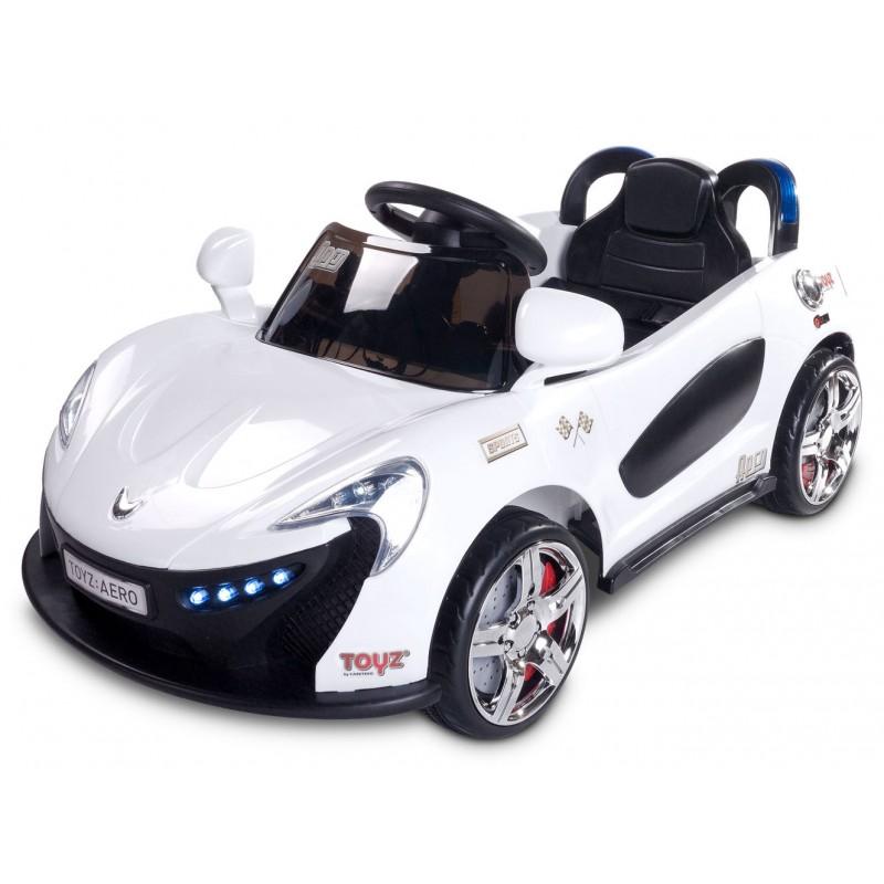 Toyz Aero 2x6V White